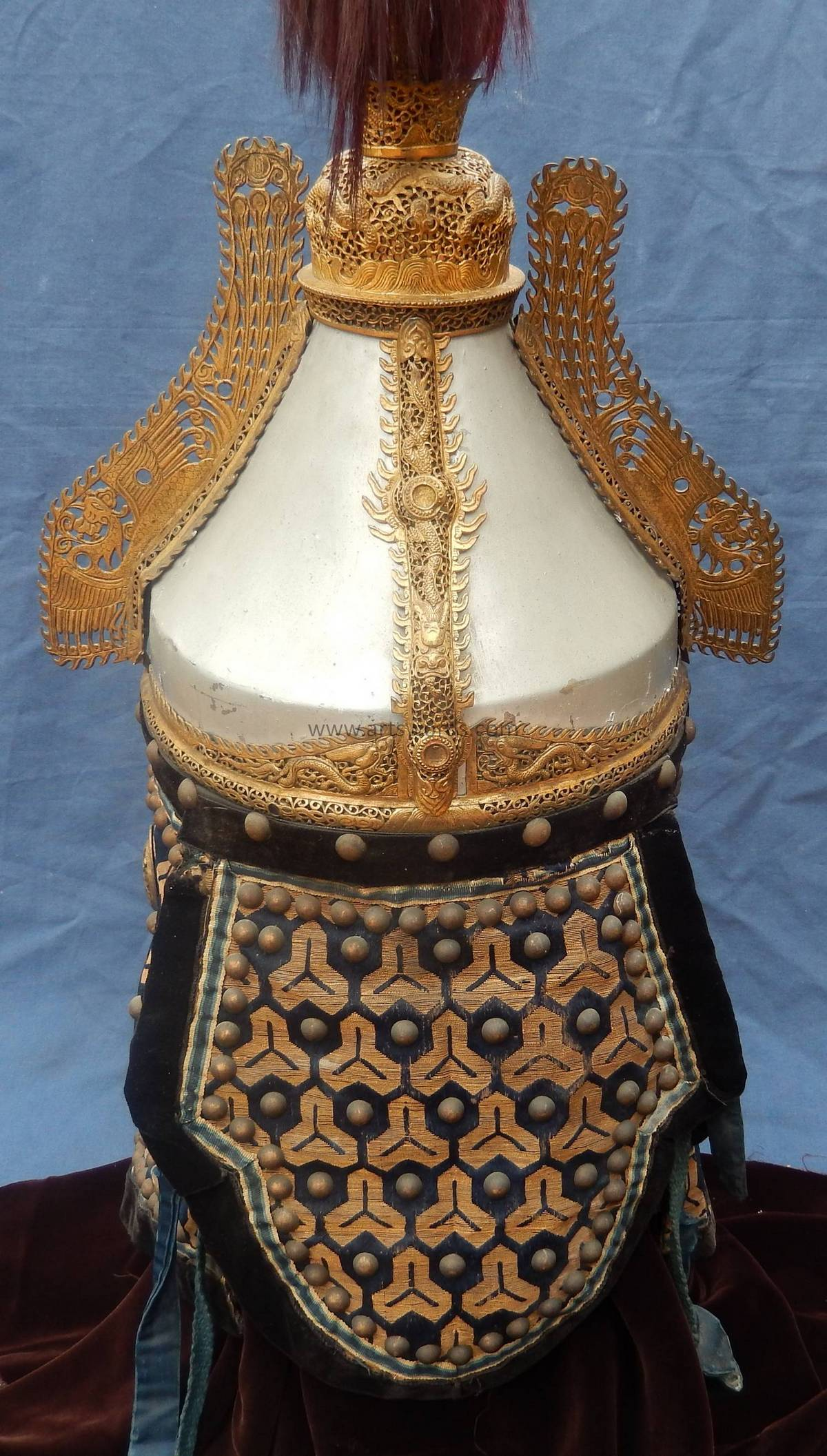 Antique Chinese Qing Dynasty Imperial Guards Armor 19th ...